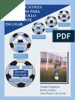 Orientaciones Educativas Para El Desarrollo Del Deporte Escolar