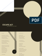 Escape Act - Post Adventures on the Moon