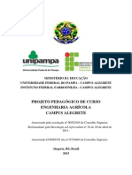 Ppc Engenharia Agrícola Unipampa Iffca