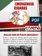 Cap Plan Emerg y Brigadas CORENA S A