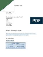 Conjugação do verbo.docx