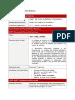 Plan de Unidad Didactica Individual Juddy