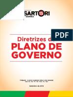 Plano de Governo Sartori