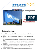 Walmart Global expansion strategy presentation