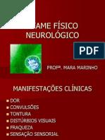 Avaliando a Função Neurologica-2012