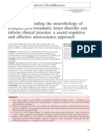 Lanius_Bluhm_R.L._frewen_P. Neurobiology PTSD - Affective Review 2011