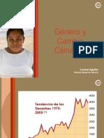 Lorena Aguilar - Presentación Foro Público 18Set14