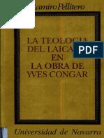 PELLITERO, R. - La Teología Del Laicado en La Obra de Yves Congar - Universidad Navarra, 1995
