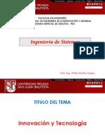 INNOVACIÓN Y TECNOLOGÍA - SEMANA N°05