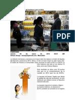 Articulos Periodisticos..... Sobre La Inflacion en Venezuela.}