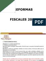 Reformas Fiscales 31 Enero