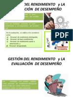 Evaluación y Compensación