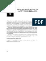 Medición y Control de Los ACTIVOS EMPLEADOS Cap 6 y 11