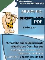 09_Abusos No Discipulado