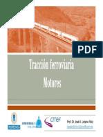 IT - Ferrocarriles -04a - Breve Historia de La Tracción Ferroviaria