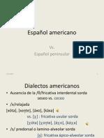 Alófonos Consonánticos Del Español
