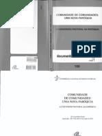 Documento 100 CNBB - Comunidade de Comunidades.pdf
