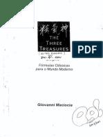 3 Tesouros Formulário Matéria Médica 2002-2003