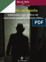 Extraños en la noche - Marcelo Mella