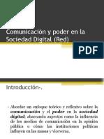 Comunicacion y Poder
