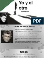 Gabriel Marcel - Yo y El Otro