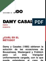 Ecuaciones de Damy