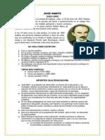 José Martí Final