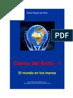 David.a.de.Haro Claves Del Exito Libro 1 V