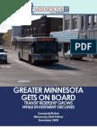 Greater Minnesota Gets on Board