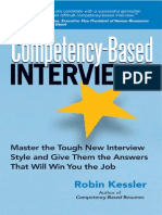 Competence Based Questions