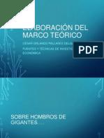 20140121 Elaboracion Marco Teorico