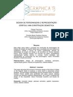 Design de Personagens e Representacao Grafica Uma Construcao Semiotica