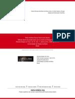 Método Aberto de Projeto Para Uso No Ensino de Design Industrial