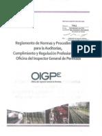 REGLAMENTO_Oficina del Inspector General de Permisos (OIGPE)