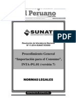 Separata Especial Normas Legales 27-09-2014 [TodoDocumentos.info]