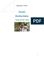 Curso Ecoturismo