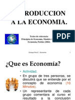 Que Es Economia