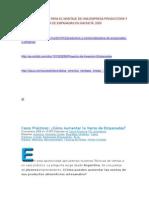 Plan de Negocios Para El Montaje de Una Empresa Productora y Comercializadora de Empanadas en Gachetá