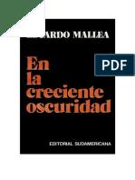 Mallea, Eduardo - En La Creciente Oscuridad [Doc]