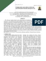 Characterization and Applications of Keratinase Enzyme by Bacillus Thuringiensis Ts2