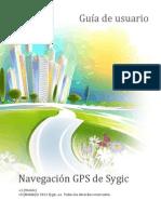 Manual Usuario Sygic GPS Navigation