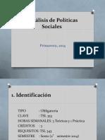 Envio-ppt Politicas Sociales 2014.Sesion 1