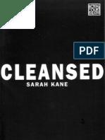 Sarah Kane - Cleansed