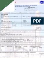 Registration Form con