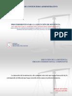(9) PROCEDIMIENTO PARA LA EJECUCION DE SENTENCIA LOJCA-2010.ppt