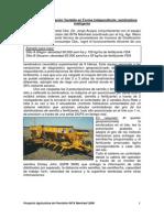 Siembra y Fertilizacion Variable