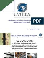 Galvanizado Peru