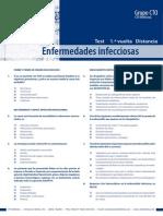 Test Enfermedades Infecciosas