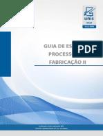 Processos de Fabricação II