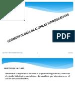 4. Morfología de Una Cuenca (1)